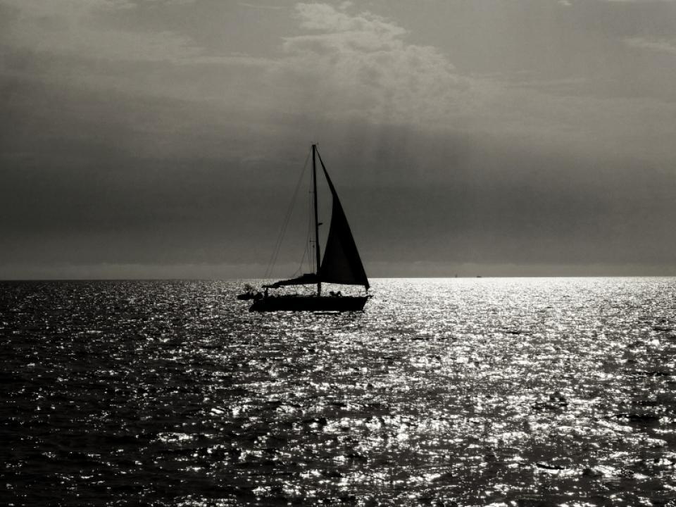 Primi passi verso la vela