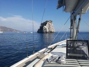 Gita barca vela Anzio