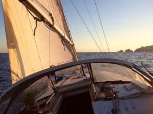 Gita turistica barca Sanremo