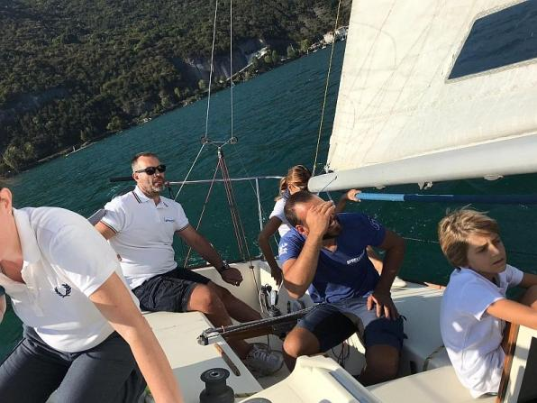 Tour privato in barca Lago di Iseo