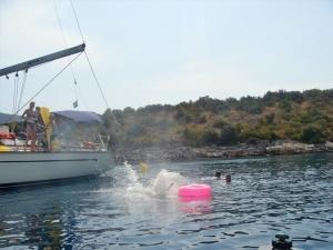 Imbarchi individuali barca vela in Croazia