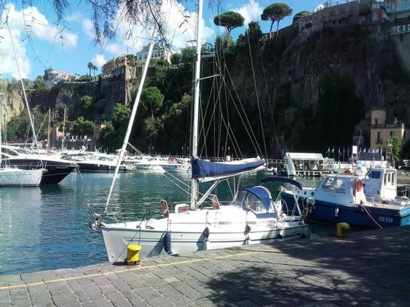 Imbarchi individuali in barca a vela