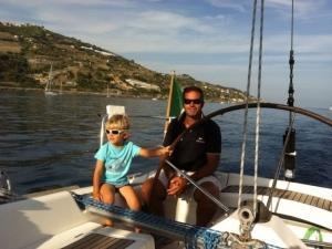 Crociera in barca a vela con bambini
