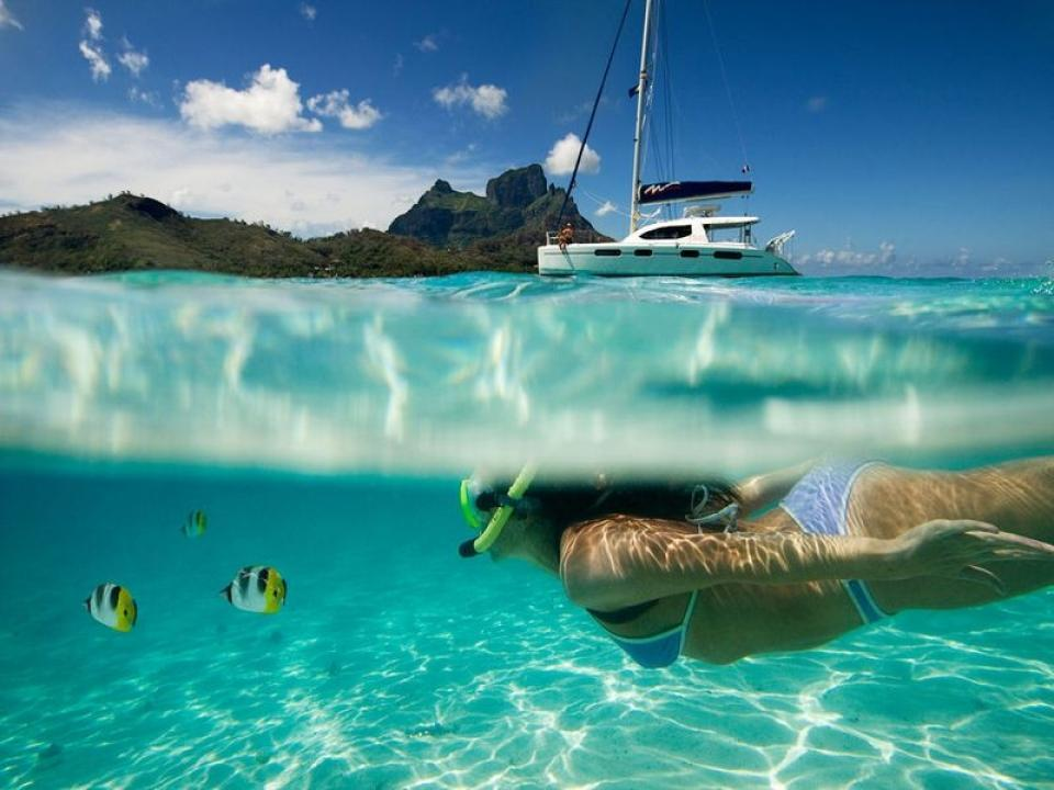 Charter catamarano Liguria
