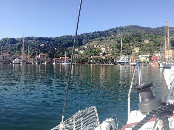 Campi estivi in barca a vela in Liguria