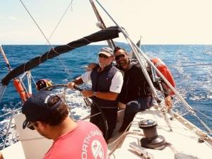 Uscite giornaliere in barca a vela a Civitavecchia