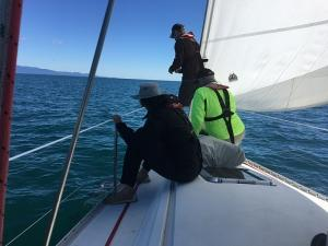 Crociere didattiche in barca Liguria