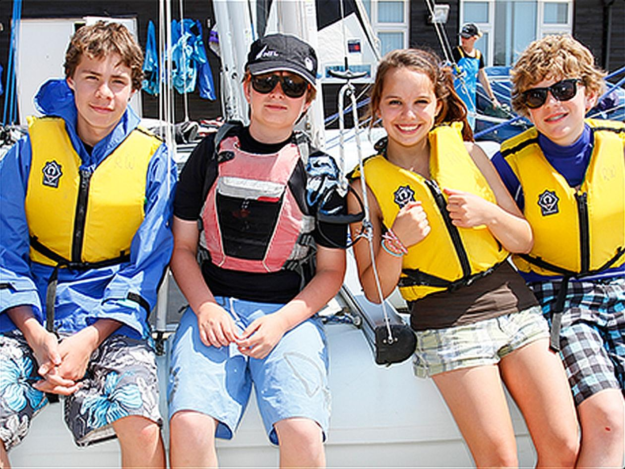 Tour didattici barca vela Ponza