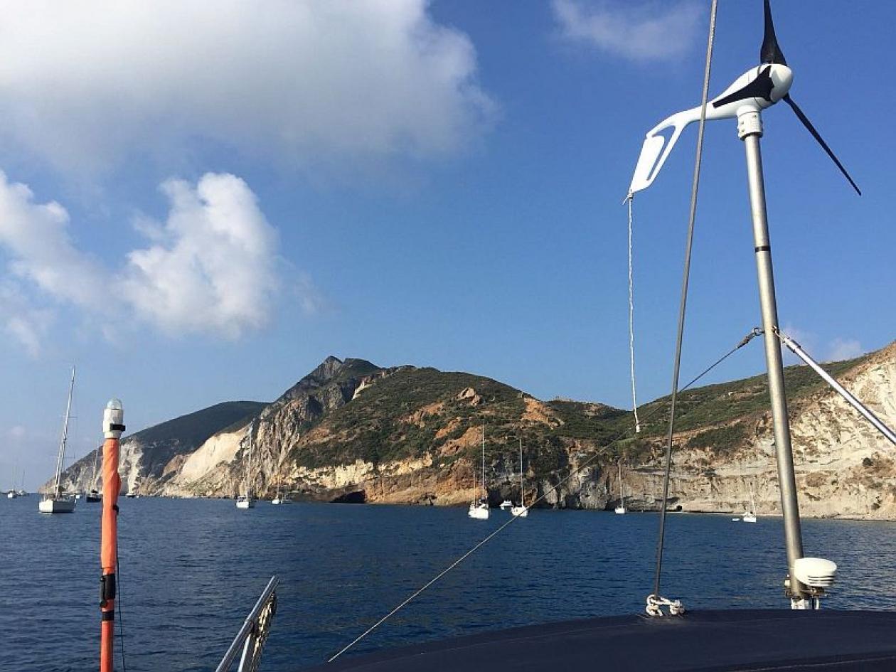 Addio al nubilato in barca a vela Terracina