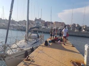 Escursione in barca a vela a Roma