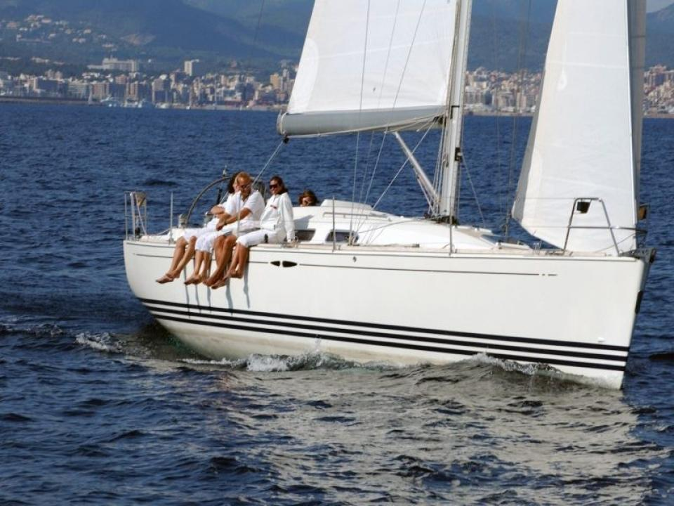 Team Sailing 5 Terre
