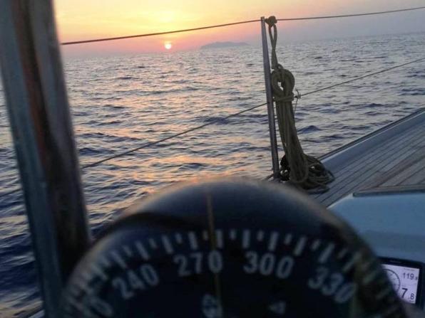 Uscite giornaliere in barca a vela a Trieste