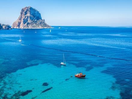 Noleggio barche a vela Ibiza Formentera