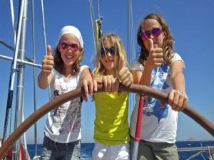 Gite scolastiche in barca Ostia
