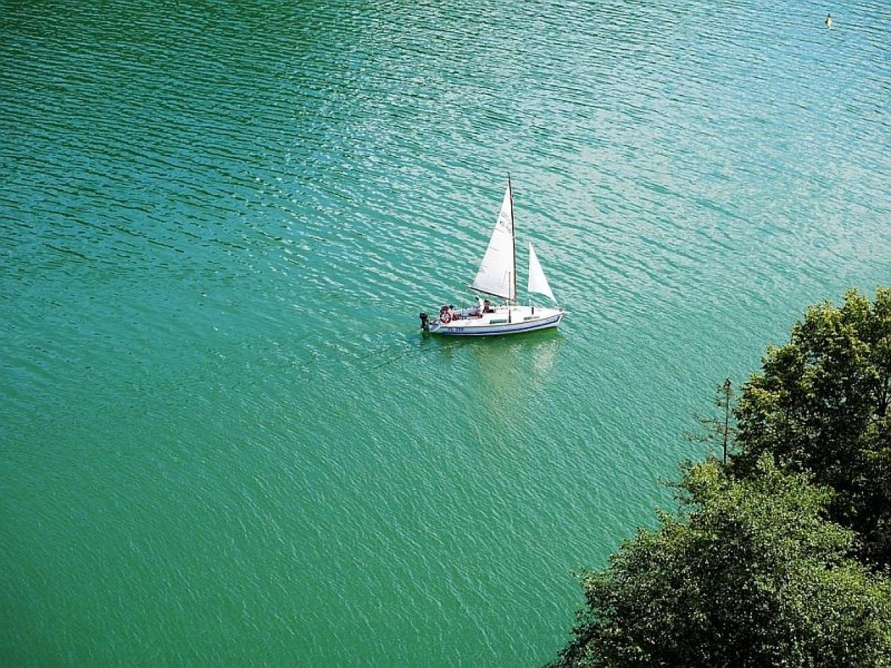 Noleggio barca con skipper Lago di Iseo