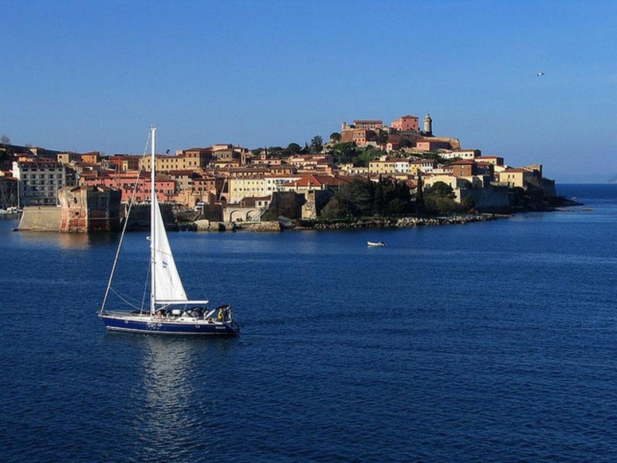 Giornata in barca a vela Isola d'Elba