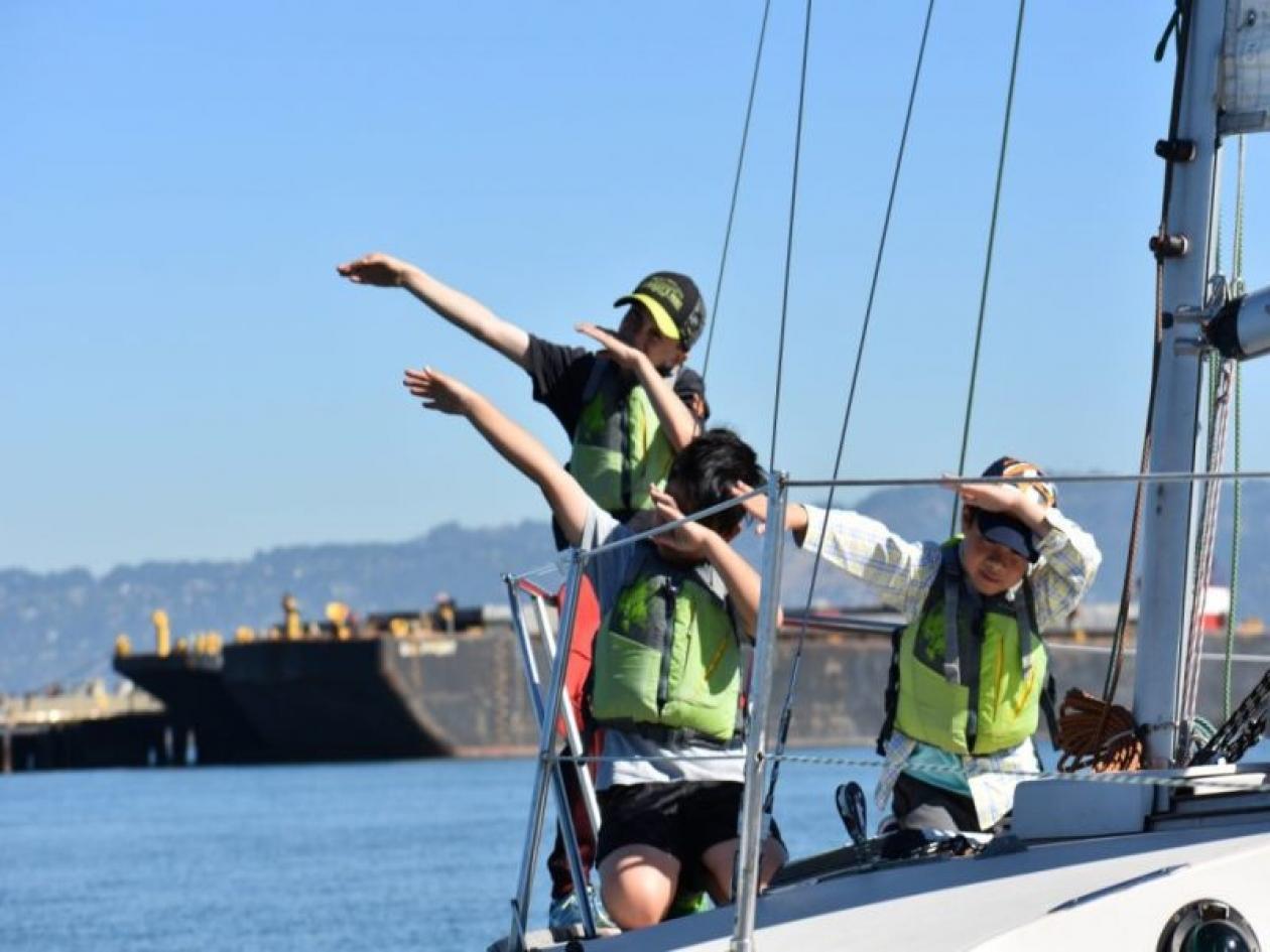 Viaggi di istruzione in barca Lerici