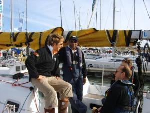 Formazione aziendale barca Isola Elba