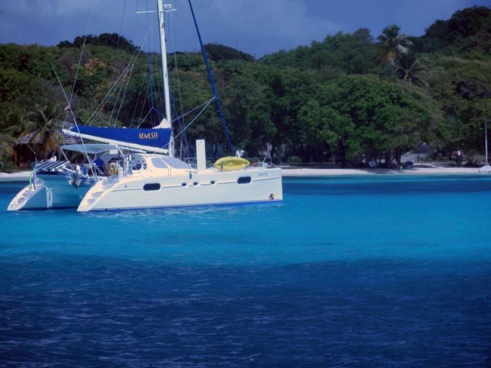 Crociera in Catamarano con imbarco ai Caraibi