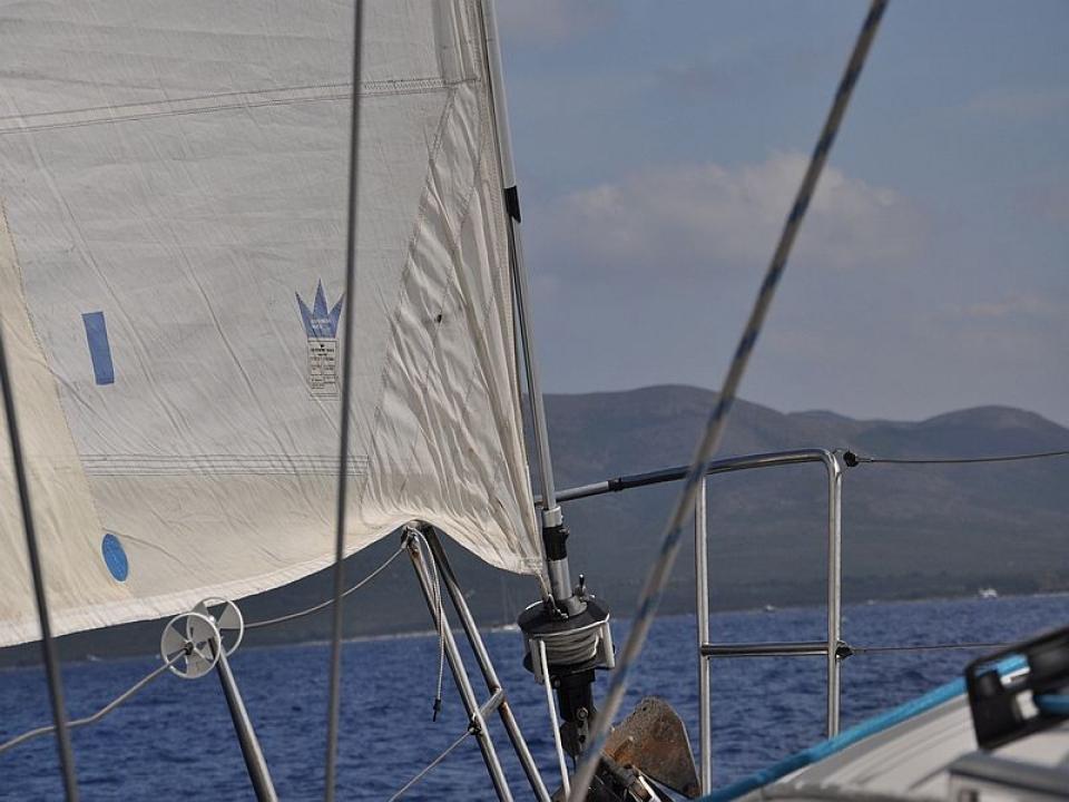 Vacanza in barca a vela: relax green