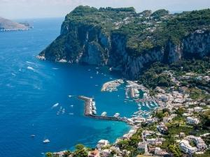 Tour privato in barca a Capri