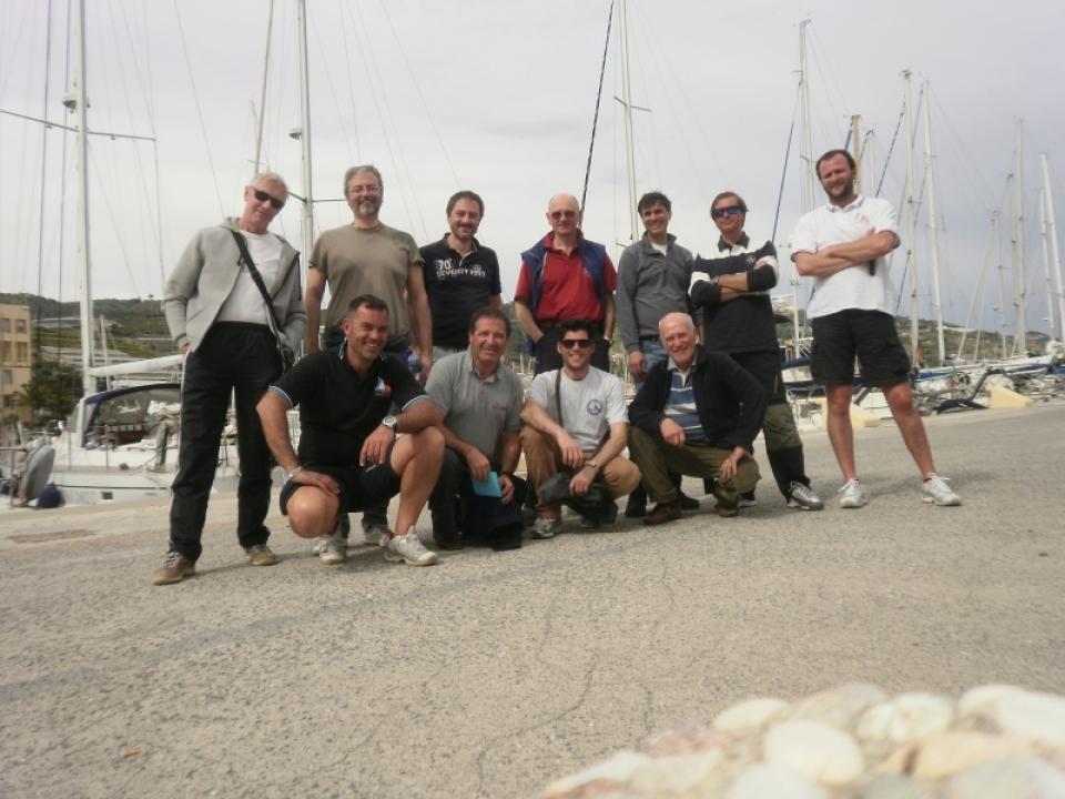 Corso istruttore di vela UISP