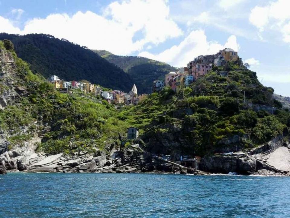 Eventi organizzati in barca alle Cinque Terre
