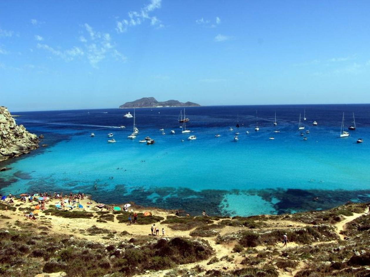 Vacanza di 7 giorni in barca vela Egadi