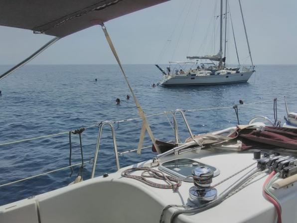 Baleari in barca a vela
