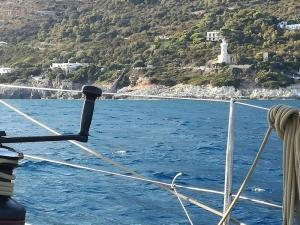 Week end barca a vela nel Golfo di Napoli