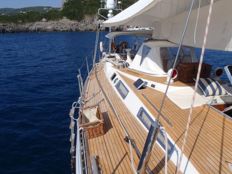 Tour privato in barca alla Gallinara