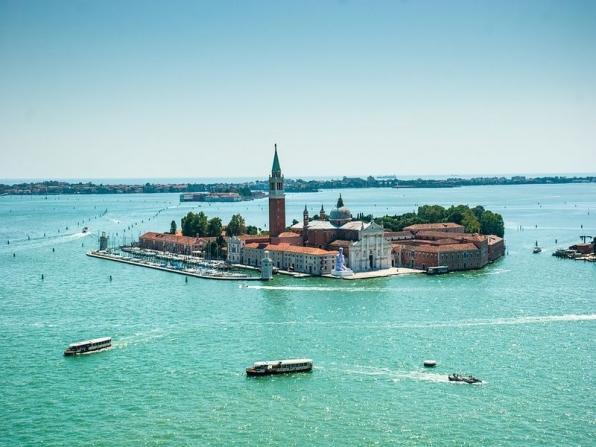 Gita in barca a vela a Venezia