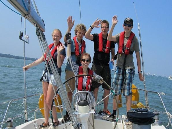Gite barca per scuole Liguria