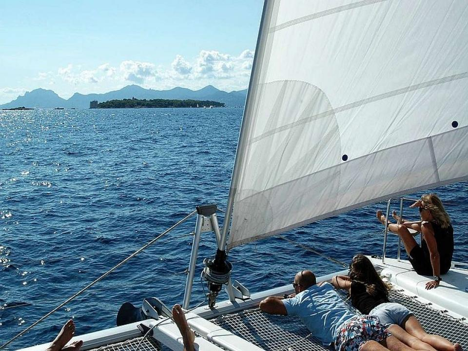 Addio al nubilato in Catamarano Golfo dei Poeti