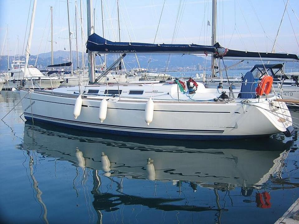 Noleggio barca a vela con skipper a Sanremo