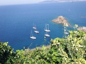 Feste in barca a vela all'Isola d'Elba