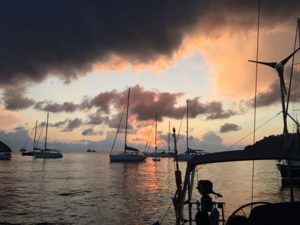 Escursione in barca a vela a Camerota
