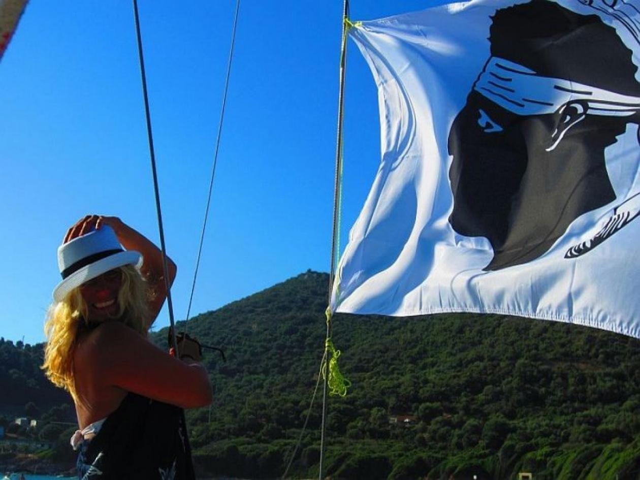 Settimana in barca a vela Corsica del Nord