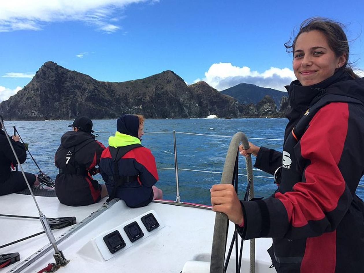 Tour didattici barca vela Liguria