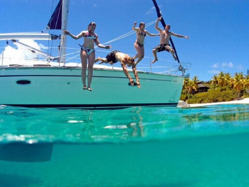 Tour privato in barca alle Isole Egadi