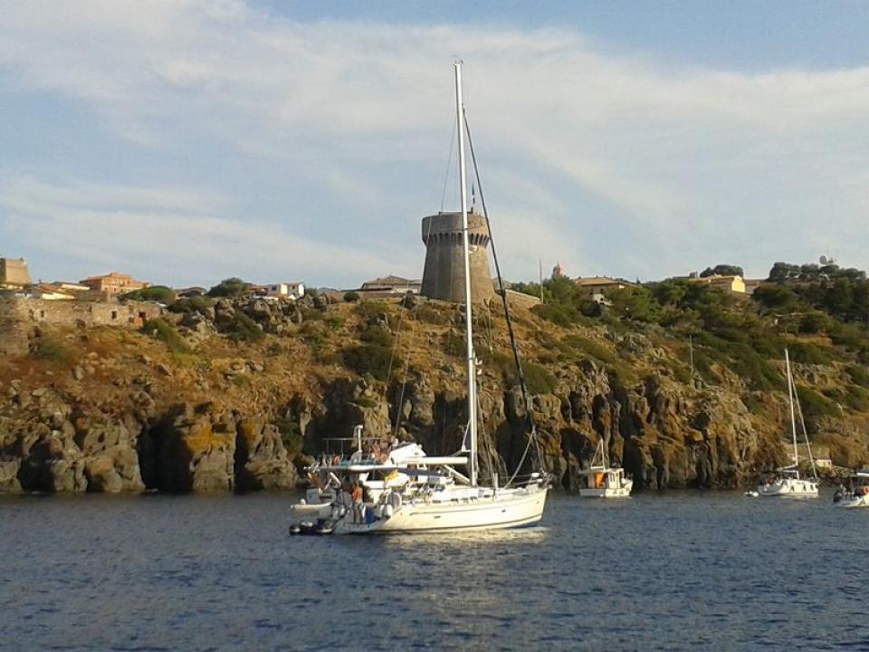 Gita turistica in vela Isola d'Elba e Toscana