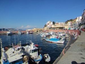 Crociera in barca a vela a Ponza per famiglia