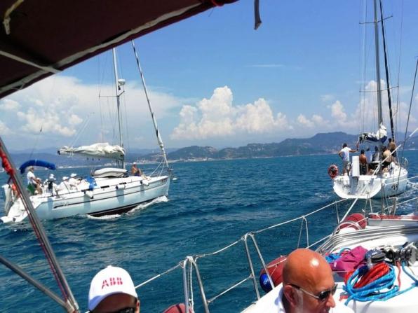 Corsi in barca vela Isola d'Elba