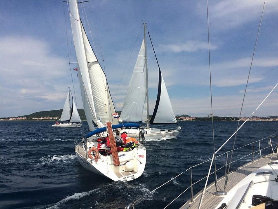 Attività aziendali in barca a vela