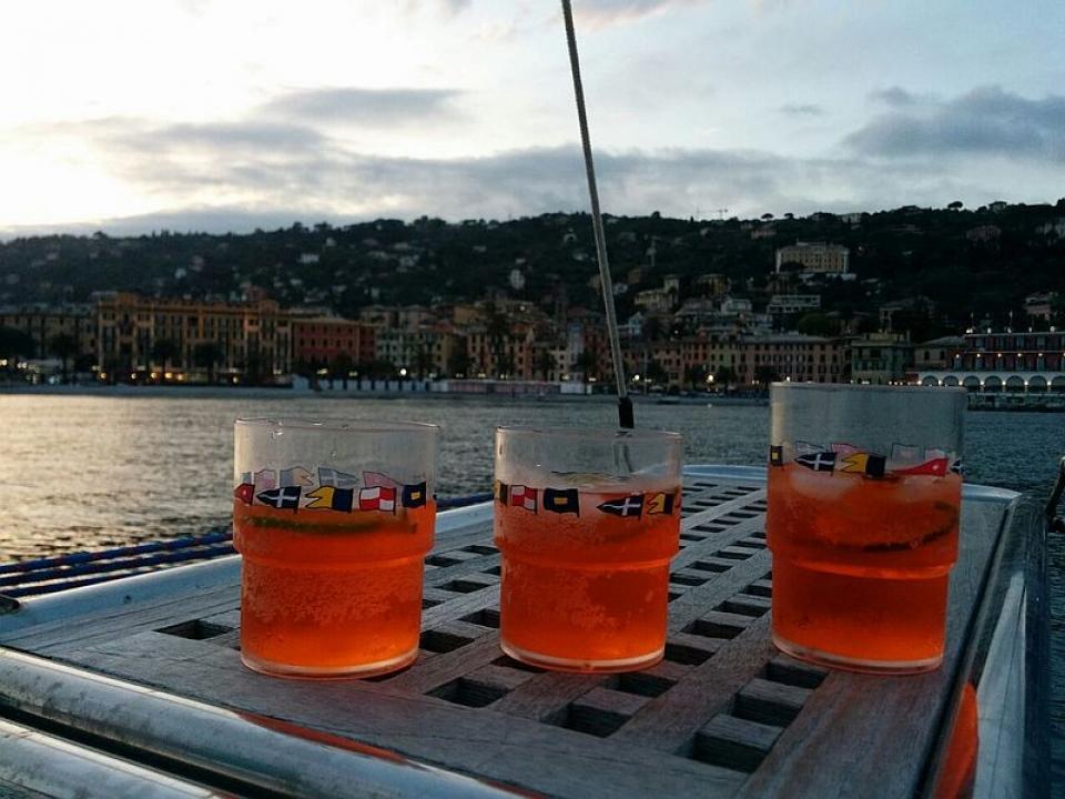 Mini vacanza in barca a vela a Portofino