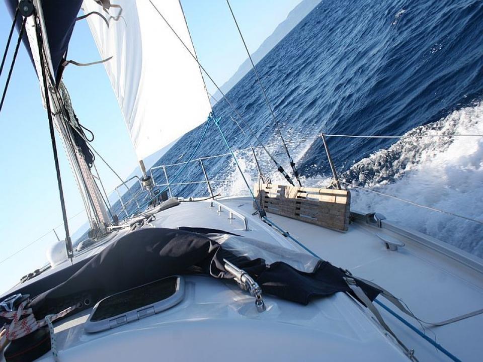 Vacanze in barca a vela con skipper isole Egadi