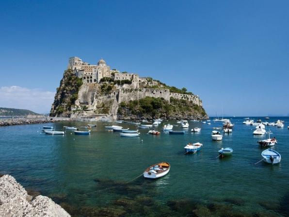 Turismo nautico nel Golfo di Napoli