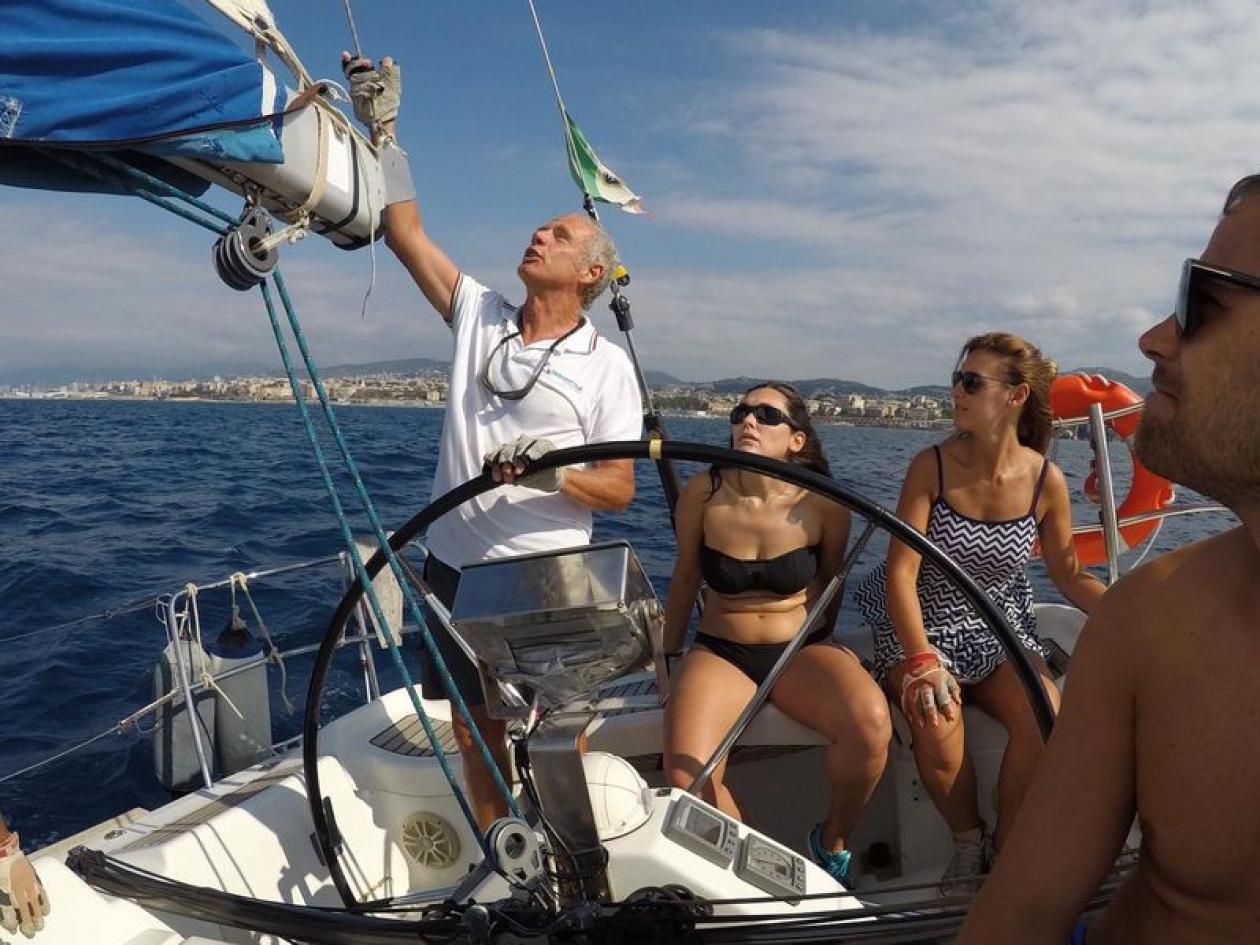 Corsi in barca vela Genova