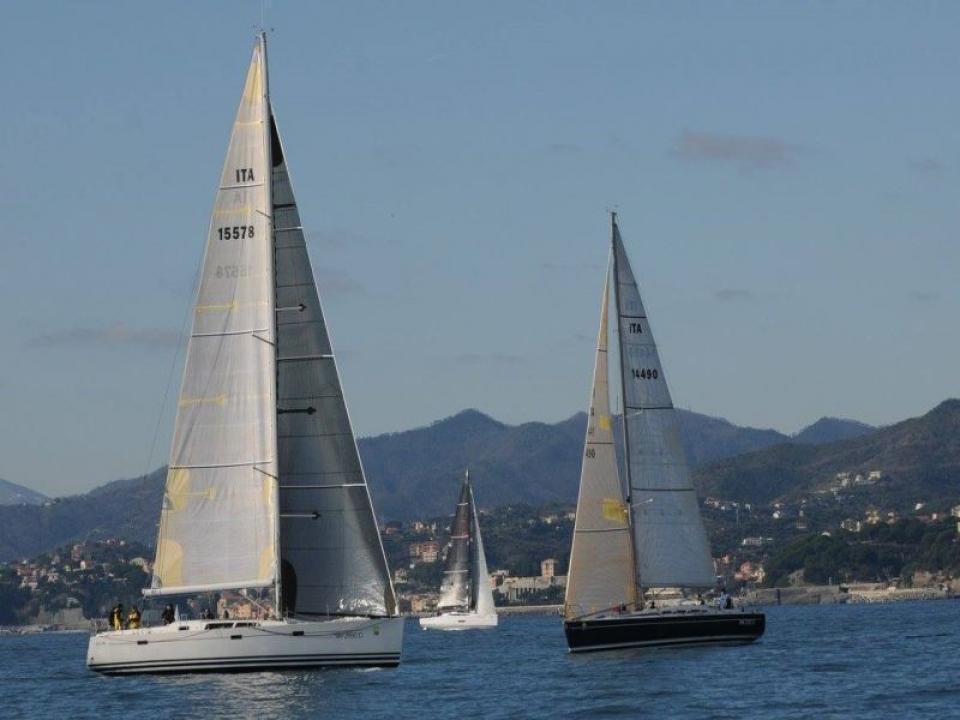 Eventi corporate in barca Liguria