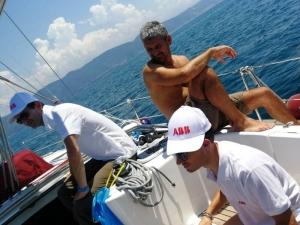 Eventi aziendali in barca in Maremma